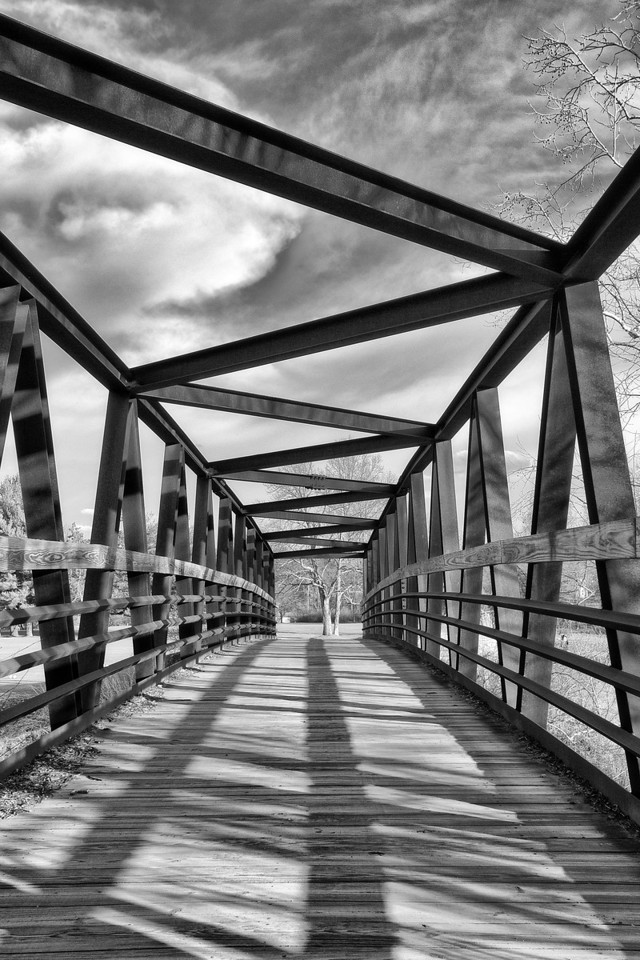 Amherst Foot Bridge