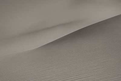 Mystery Dune, Death Valley National Park, California, 2004