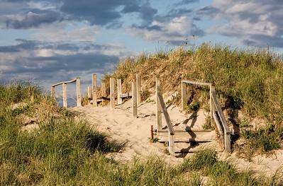 Town Neck Beach Path 6606