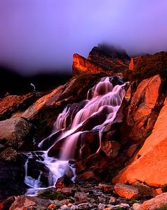 Columbine Falls, Ships Prow, RMNP