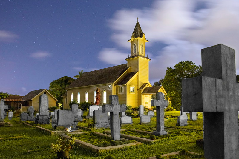 1st Lutheran Church in Hawaii