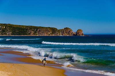 Phillip Island Surfer