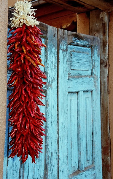 Peppers and Door.