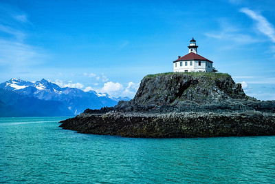 Eldred Rock Lighthouse