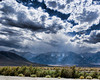 Eastern Sierra Nevada Mountains, California, Enhanced