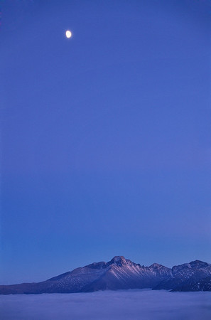 Longs Peak, Trailridge