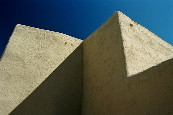 Light & Shadows #1 (Taos Mission)