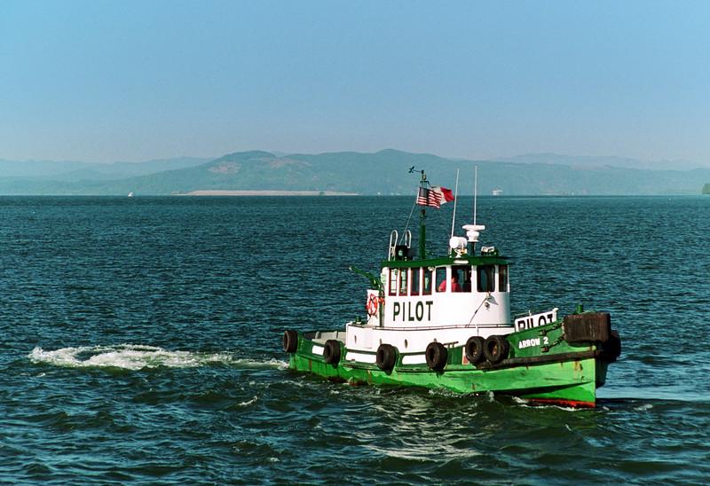 Harbor Tugboat.