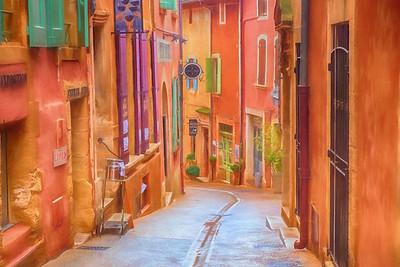 Rainbow Village #1