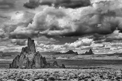 Church Rock, near Kayenta, Arizona, 2016