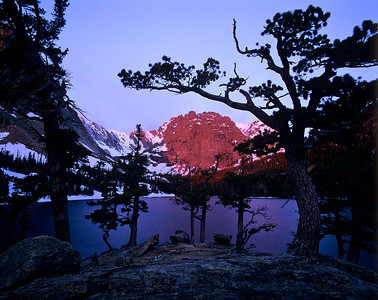 The Loch Sunrise, RMNP