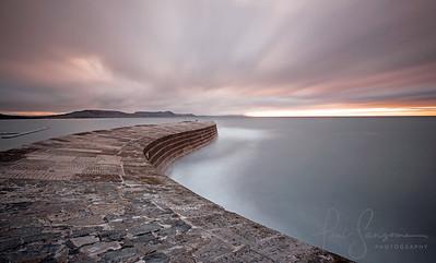 Lyme Regis Dawn