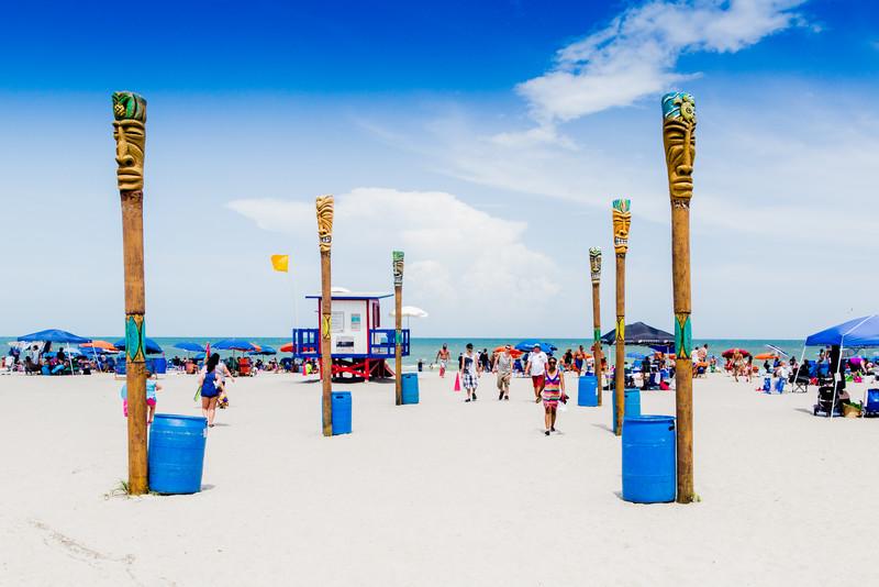 @Cocoa Beach