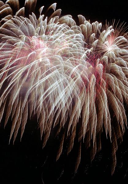 Fireworks, Washington, D. C.