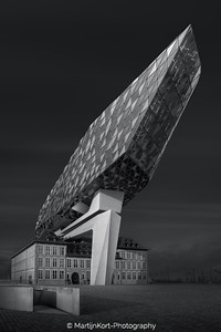 Zahahadid Port house Antwerpen