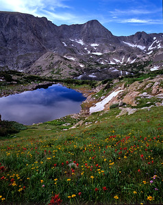 Love & Arrowhead Lakes, RMNP