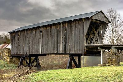 Goddard White Covered Bridge