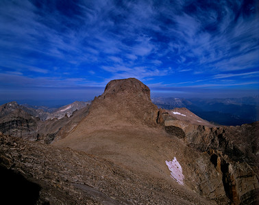 Longs Peak from Meeker Summit