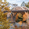 Bibb Graves Bridge in Wetumpka, AL