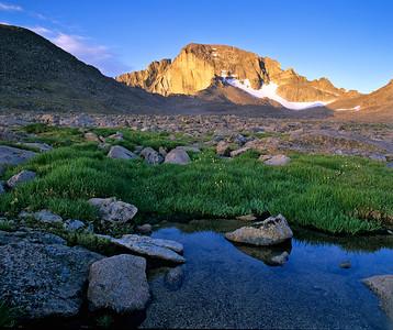 Boulder Field RMNP