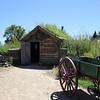 Gibbs Farm Soddy and Wagon