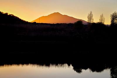 Mt  Tam sunset (hi rez)-163510