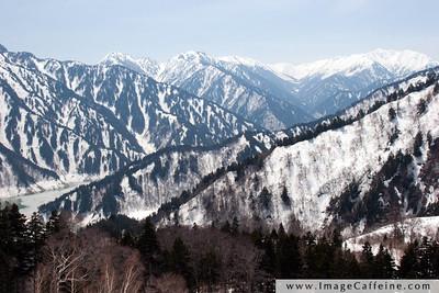上高地(かみこうち)Kamikōchi