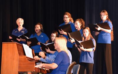 NBHS Fall 2016 Choir Concert