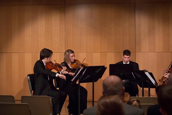 Credo Quartet Recital 2014