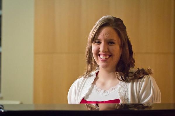 Savannah Bungert Senior Recital