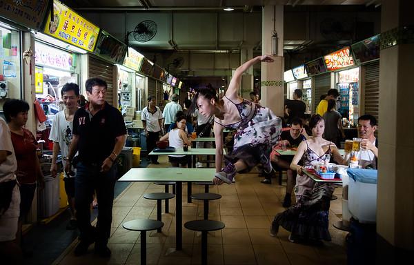 Urban Tribal Dance - Xiao Mi - Old Airport Road