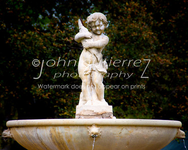 Putto Fountain from Rome
