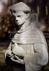 St Francis statuejpg