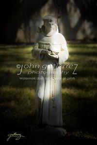 St Francis statue-2