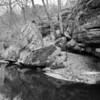 Hawn State Park. River Aux Vauxes.