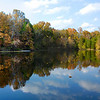 Wolf Lake panorama, Shaw Nature Reserve.