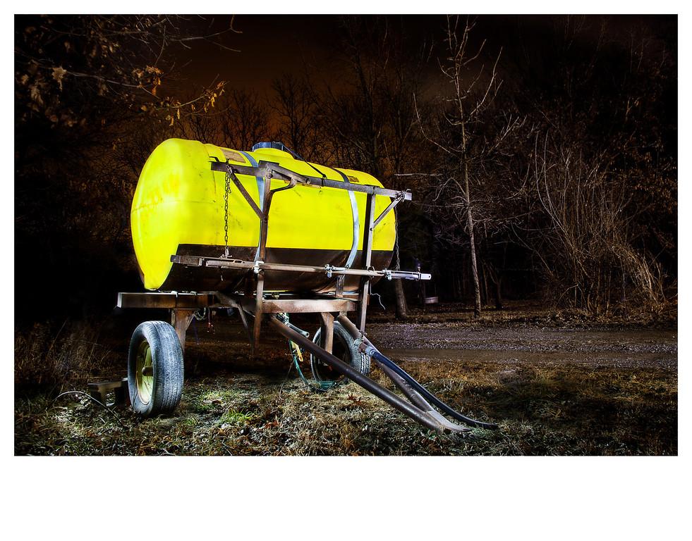 Farming Night Light