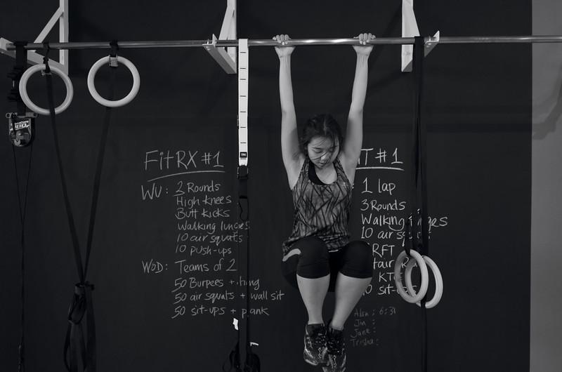 Bespoke Fitness, 2016, Singapore