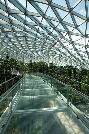 Jewel Changi Airport, Singapore 2019