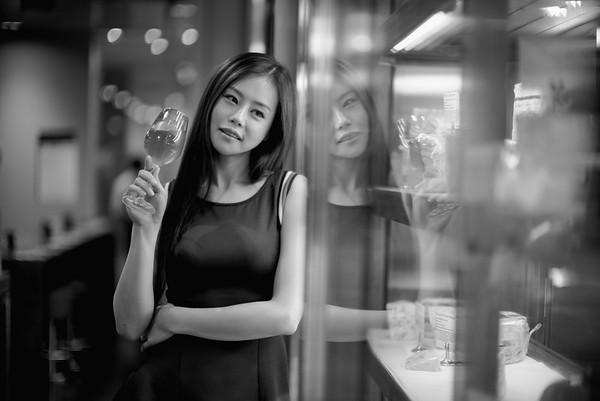 Mi Jin KIm, Singapore.