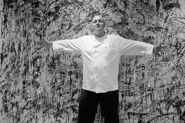 Chef Angelo Ciccone, Singapore 2014.