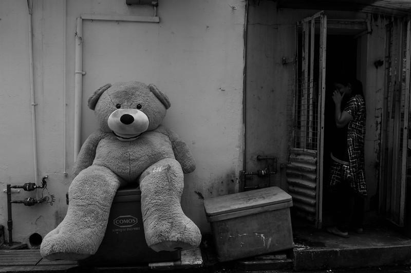 Big Bear. Little India, Singapore