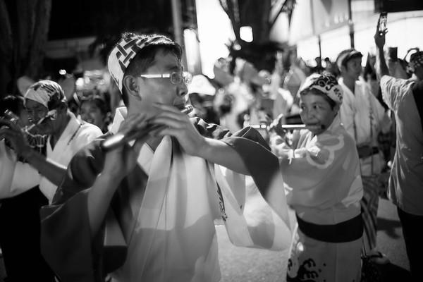 sj50 matsuri parade, orchard road, singapore.