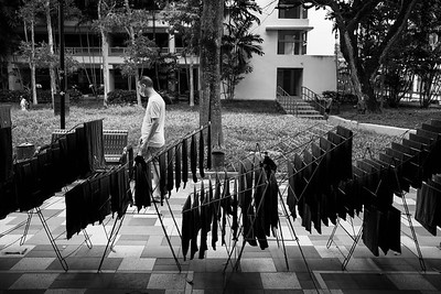 Covid, Bedok, Singapore