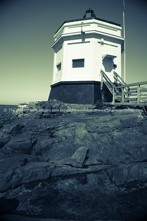 The Stirling Point Signal Station.