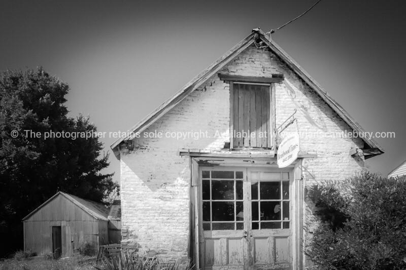 Historic Braidwood Times printery building