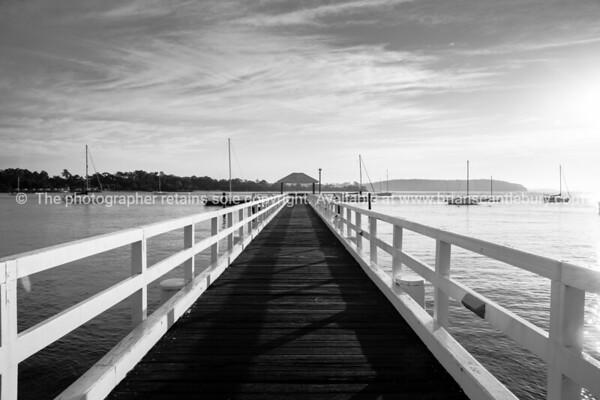 Bateman's Bay Pier.