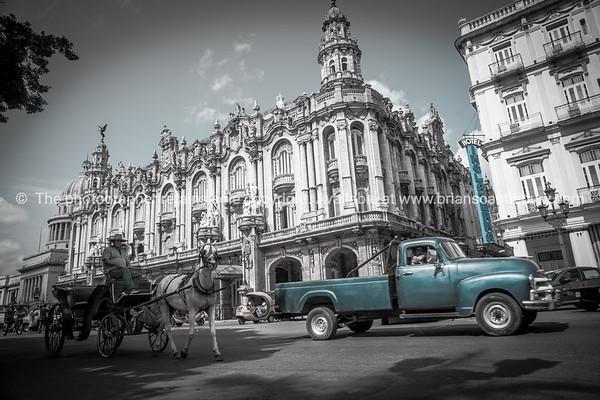 Havana, Cuba in 2013