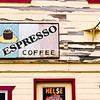 Expresso coffee, Petersburg.