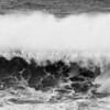 Dramatic storm waves at Mount Maunganui